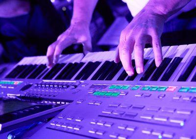 Elektronische Tasteninstrumente (Keyboard)