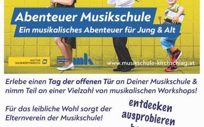 Abenteuer Musikschule